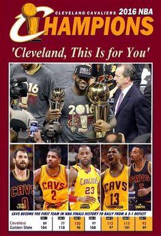 Lebron James Kyrie Irving, Lebron James Cavs, King Lebron James, King James, Cavs Basketball, Cleveland Cavs, Cleveland Rocks, Poster