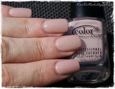 #Color Club #Incognito, #Nude