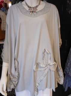 GORGEOUS & QUIRKY PLUS SIZE SUEDE FEEL LAGENLOOK TUNIC TOP IN GREY FITS UK 18-26 | eBay