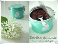 Rooibos Amande - Lov Organic herbal tea