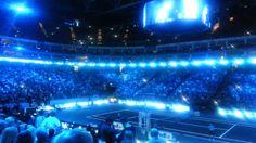World Tour Finals Arena Roger Federer, Martini, Finals, Tours, Concert, World, November, Final Exams, Concerts