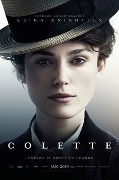 Keira Knightley takes on the role of French writer in Colette. Here is a poster. - Movies list For You Netflix Movies, Movies 2019, Hd Movies, Film Movie, Movies Online, Period Drama Movies, Period Dramas, Film Mythique, Beau Film