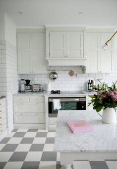 Marble, kitchen