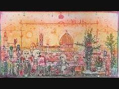 Fairyland with Arnold Gross - Meseország Gross Arnolddal (Játék-film) Etching Prints, Fairy Land, Vintage World Maps, Most Beautiful, Illustrations, Film, Artist, Etchings, Movie