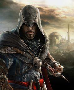 Ezio - Characters & Art - Assassin's Creed: Revelations