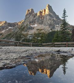 8. Washington Pass Overlook - 12 places in Washington you thought only existed in your imagination