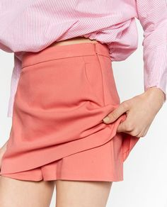 Image 4 of MINI CULOTTES from Zara