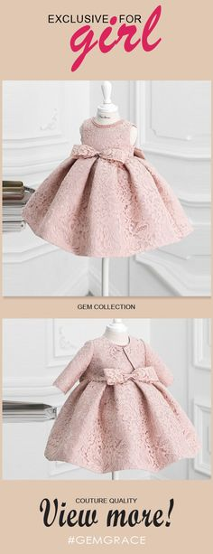 Only $59.99, Flower Girl Dresses Unique Vintage Blush Pink Lace Flower Girl Dress Elegant For Weddings #TG7018 at #GemGrace. View more special Flower Girl Dresses,Cheap Flower Girl Dresses now? GemGrace is a solution for those who want to buy delicate gowns with affordable prices, a solution for those who have unique ideas about their gowns. 2018 new arrivals, click to shop now!