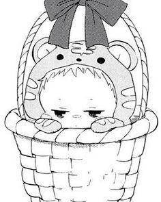 Happy Easter!!! Cartoon Games, Manga Games, Anime Bebe, Gakuen Babysitters, Anime Family, Anime Child, Cute Chibi, Cute Comics, Anime Shows