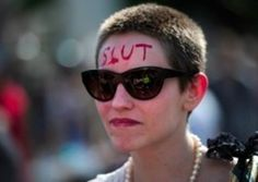 Slut! Should we reclaim the word or banish It? By Tracy Clark-Flory. Alternet. Photo: AFP