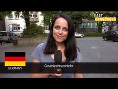 How beautiful German sounds compared to other languages - YouTube