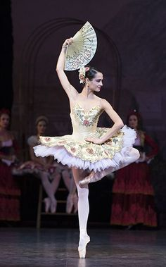 Mathilde Froustey, principal dancer at the San Francisco Ballet (click for more photos).