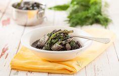 Σουπιές με σπανάκι Risotto, Beef, Fish, Ethnic Recipes, Ox, Ground Beef, Steak, Ichthys
