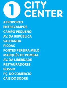 Bus aéroport Lisbonne