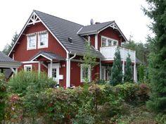 mooi zweeds huis