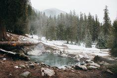 7 Relaxing Hot Springs in Idaho