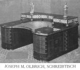 olbrich desk Vienna Secession, Corner Desk, Interior, Furniture, Home Decor, Corner Table, Decoration Home, Indoor, Room Decor