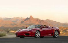 """desertmotors: """"Ferrari 360 Spider """""""