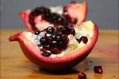 Pomegranate – A Sour