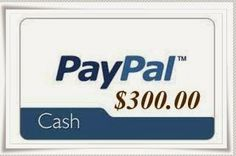 Join & win $300 Paypal Cash - Worldwide Giveaway