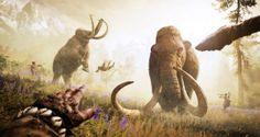 #FarCry: Primal   Durma numa caverna e sobreviva no concurso da Ubisoft