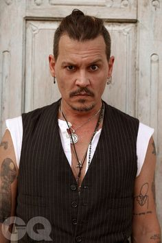 Johnny Depp interview A world exclusive discussion with the actor. He spoke, we listened and here is the truth Johnny Depp wants you to hear. Johnny Depp Interview, Barnabas Collins, Johnny Depp Tattoos, John Depp, Greg Williams, Z Cam, Captain Jack Sparrow, Gq Magazine, Channing Tatum