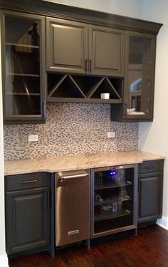 A Butler S Pantry Perfect For The Super Bowl This Weekend Wet Bar Yay