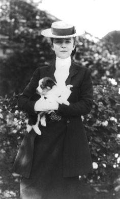 Alice Roosevelt Longworth - Theodore Roosevelt's Daughter