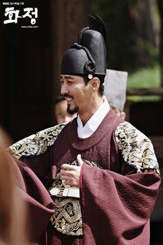 Splendid Politics, King On Throne, Cha Seung Won, Beautiful Costumes, Traditional Dresses, Korean, People, Korean Language, People Illustration