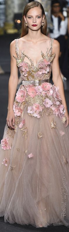 Regilla ⚜ Elie Saab, Couture Fall/Winter 2016/17