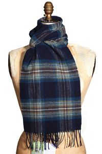 Holyrood Lambswool Scarf, $55 - Snuggly!