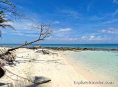 Malapascua Island in the Visayan Sea, Philippines