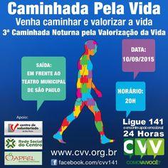 Caminhada pela vida_CVV