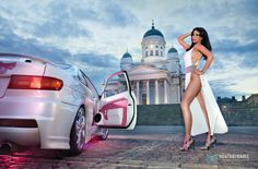 2013 Miss Tuning Calendar featuring Frizzi Arnold