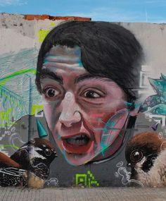 Maldito Insolente - Arte urbano - 44