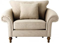 Porter armchair home decorators.com, as good as a loveseat? But the seat height is not indicated on the site. Wonder what it is.