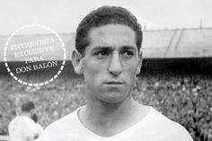 "Francisco ""Paco"" Gento (Racing de Santander, 1952–1953, 10 apps, 2 goals), his debut with Racing."