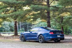 The 2018 Ford Mustang GT Performance Pack 2 Drives Like the Sports Car It Has Become New Sports Cars, Shelby Gt, Ford Mustang Gt, Mustangs, Awesome, Autos, Mustang