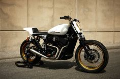 This year saw the introduction of what many have called the two most important new Harley-Davidson models in living memory, the Harley-Davidson Street 500 and 750. These new bikes are powered by Harley's new V-twin, the water-cooled Revolution engine officially called the Revolution X, both of the engines are identical with the exception of bore...