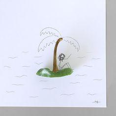 un pimiento de isla...