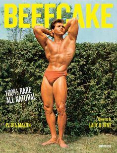 Vintage Peen: Photos From Petra Mason's <em>Beefcake</em> Book (NSFW): The book's cover