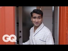 Kumail Nanjiani Take Us on a Tour of His Mansion That He Totally Owns | GQ