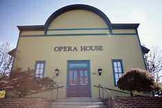 Opera House, Grand Ledge, Michigan