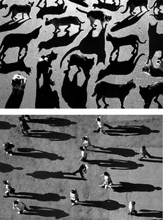 Surreal Shadow Photography by Alexey Bednij