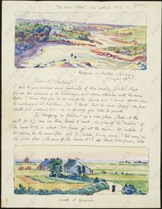 Letter from R. Lortac to Edward Willis Redfield, Aug. 18, [ca. 1919].