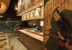 Musashi Izakaya Restaurant by Vie Studio, Sydney - Australia