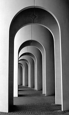 design - StoriesOnDesignByYellowtrace Modern Arches in Architecture & Interiors Arch Architecture, Amazing Architecture, Contemporary Architecture, Contemporary Houses, Organic Architecture, Residential Architecture, Lumiere Photo, Arch Building, Building Ideas