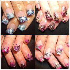 hot spring nail desighns   Sexy hơn cùng những mẫu nail cực đẹp   aFamily
