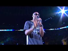 Montell Jordan performed his classic hit song during halftime of Game 2 at Oracle Arena. Basketball Videos, Oracle Arena, Hit Songs, Golden State Warriors, Entertainment, Concert, Music, Sports, Free