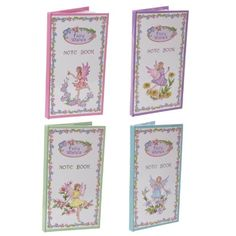Fairy Wishes Note Book Puckator https://www.amazon.de/dp/B00BUJA0YG/?m=A37R2BYHN7XPNV